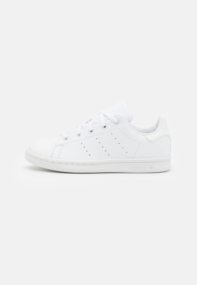 adidas Originals - STAN SMITH UNISEX - Trainers - footwear white