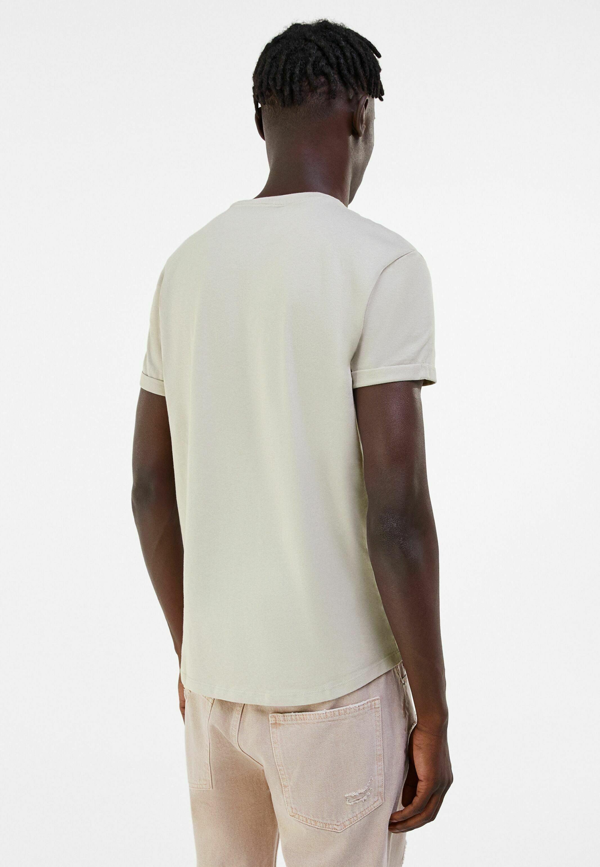 Herren MUSCLE FIT - T-Shirt print