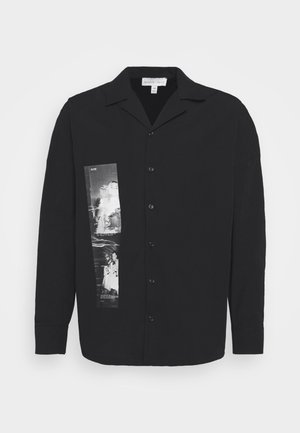 MARCUS BUTLER GLITCH OVERSIZED - Shirt - black
