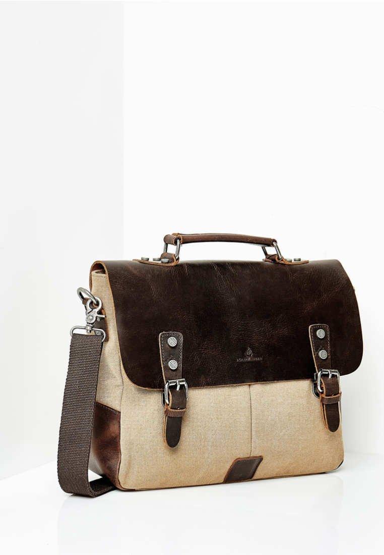 Wholesale Outlet DreiMaster Across body bag - sand | men's accessories 2020 4pbpL
