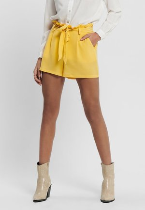 PAPERBAG - Shorts - misted yellow
