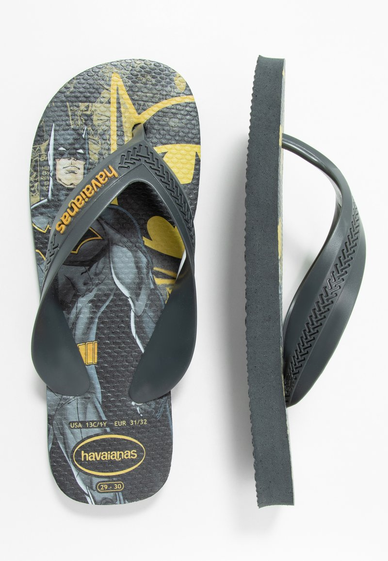 Havaianas - KIDS MAX HEROIS - Pool shoes - new graphite