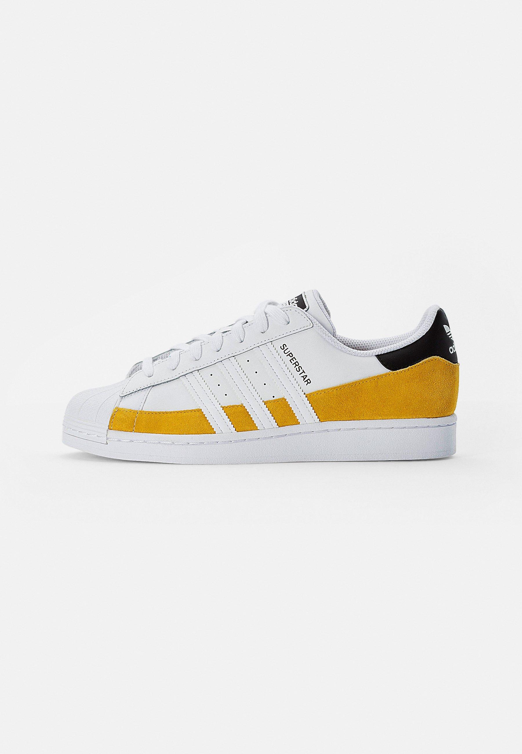 SUPERSTAR - Baskets basses - hazy yellow/ white/core black