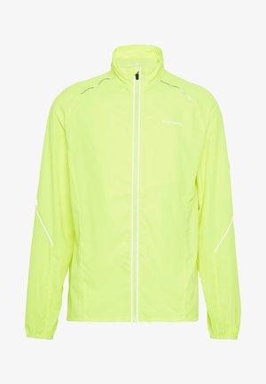 BERNIE JACKET - Sports jacket - safety yellow