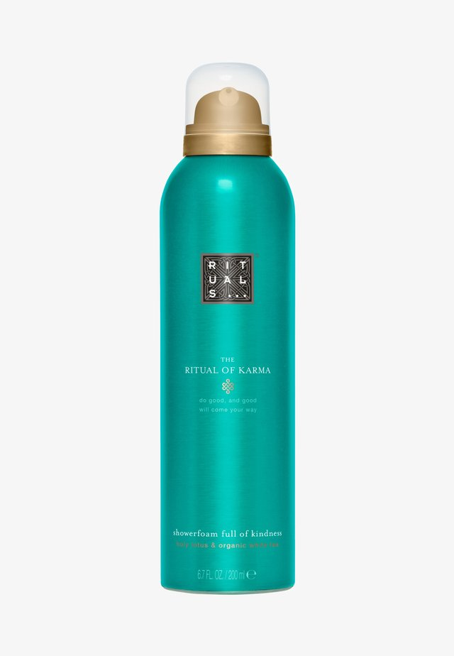 THE RITUAL OF KARMA FOAMING SHOWER GEL - Shower gel - -