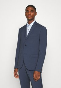 Isaac Dewhirst - PLAIN SMOKEY SUIT - Completo - blue - 2