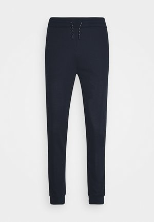 SOJOGGY - Tracksuit bottoms - navy