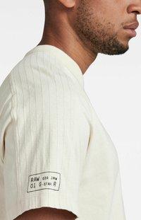 G-Star - T-shirt basic - whitebait - 2