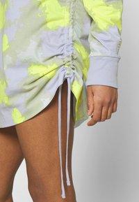 Nike Sportswear - DRESS - Jersey dress - barely green - 5