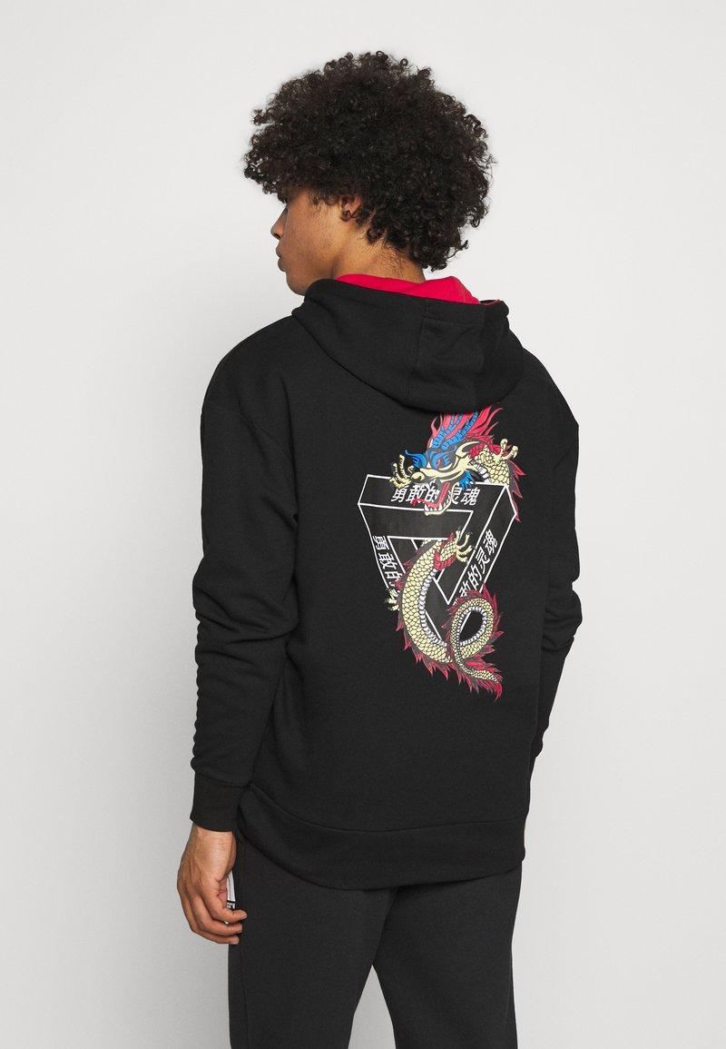 Brave Soul - DRACO - Sweatshirt - black