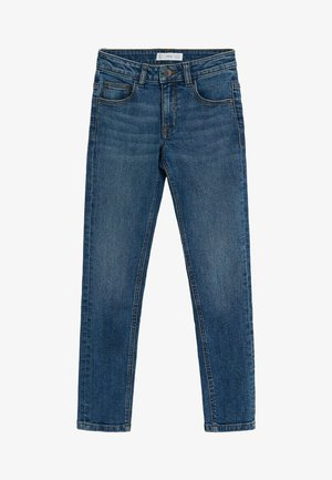 SLIM - Slim fit jeans - middenblauw