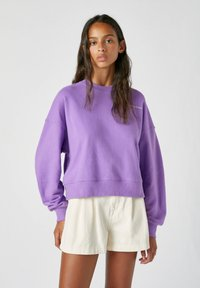 PULL&BEAR - Sweatshirts - purple - 0