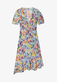 Stradivarius - VOLANT - Day dress - multi-coloured - 4