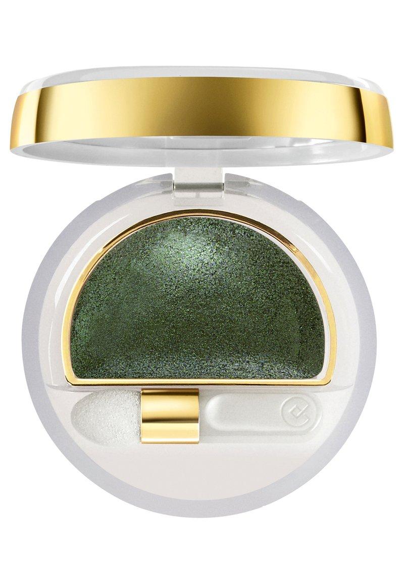 Collistar - DOUBLE EFFECT EYESHADOW WET&DRY - Eye shadow - n. 34 verde oliva