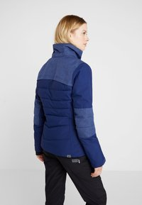 Roxy - DAKOTA - Snowboard jacket - medieval blue - 3