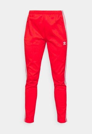 PANTS - Spodnie treningowe - red
