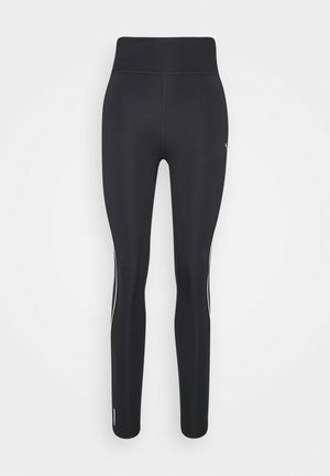 RUN HIGH RISE 7/8 - Tights - black