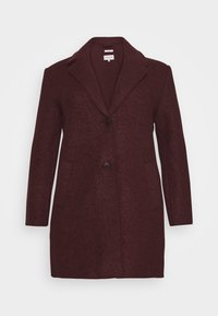 EASY WINTER COAT - Classic coat - purple