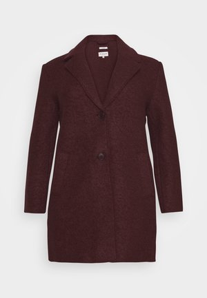 EASY WINTER COAT - Classic coat - purple