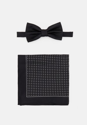 SET - Pocket square - black