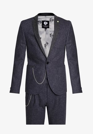 SNOWDON SUIT - Completo - charcoal