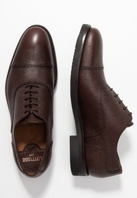 Lottusse - Smart lace-ups - cortina mocha