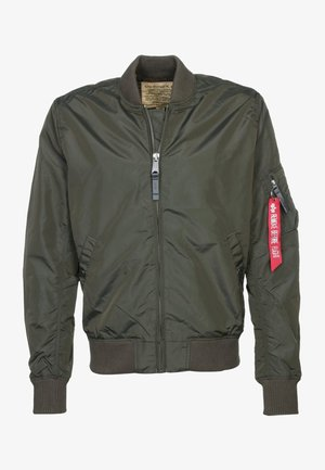 Bomber Jacket - rep grey