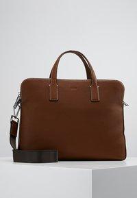 BOSS - CROSSTOWN  ZIPS - Briefcase - light pastel brown - 0