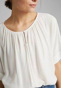 Esprit Collection - FASHION - Blouse - off white - 3