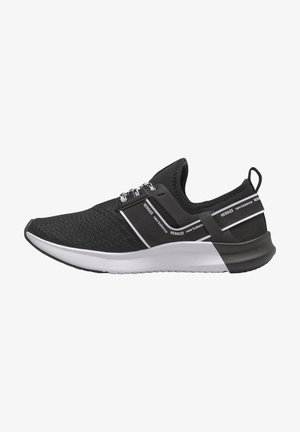 LUX - Neutral running shoes - black/white