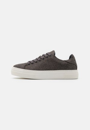 SLHDAVID CHUNKY TRAINER - Sneakers - grey