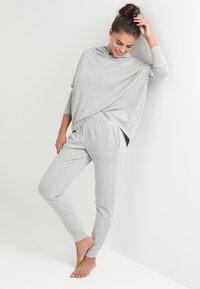 Calvin Klein Underwear - JOGGER - Pyjamabroek - grey - 1