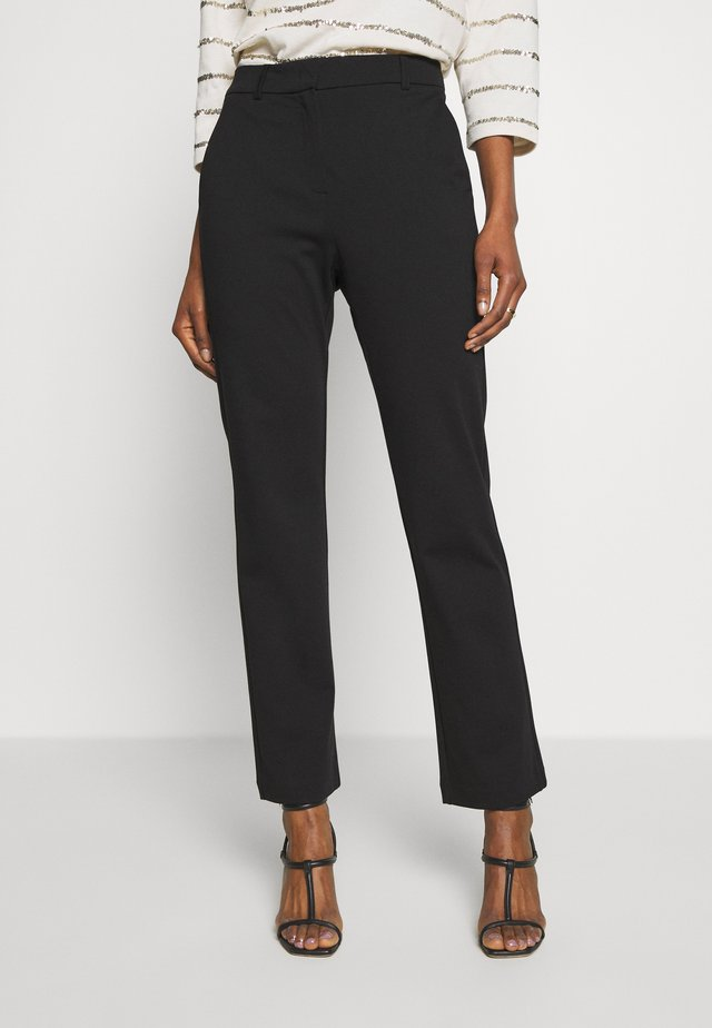 BRIANZA - Pantalon classique - schwarz