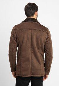 INDICODE JEANS - CROCKFORD - Light jacket - demitasse - 2