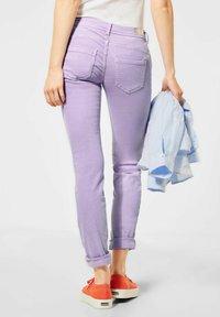 Street One - Trousers - lila - 2