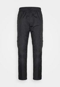 PARELLEX - Cargo trousers - black - 0