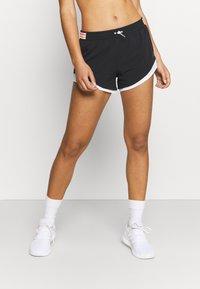 New Balance - SPEED FUEL SHORT - Sports shorts - black - 0