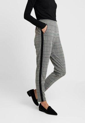 KAFIERA PANTS - Trousers - black deep
