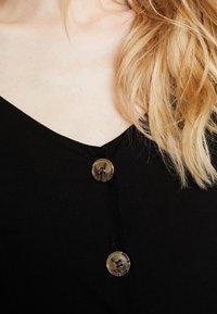 NAF NAF - LINA - Robe chemise - noir - 5