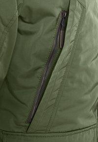 camel active - Zimní kabát - oliv - 4
