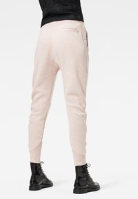 G-Star - PREMIUM CORE 3D TAPERED - Tracksuit bottoms - pyg htr - 1