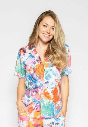 Pyžamový top - multi-coloured