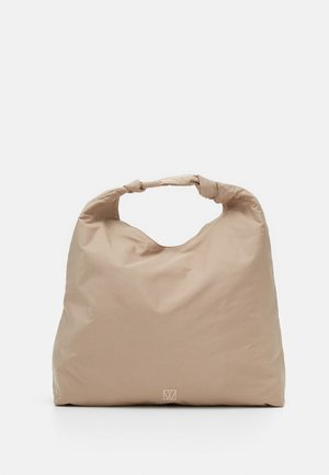 TRAVEL BAG - Shopping bag - latte