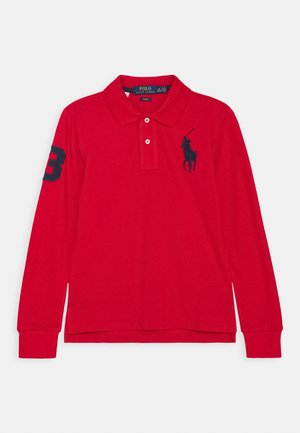 SLIM  - Poloshirt - red