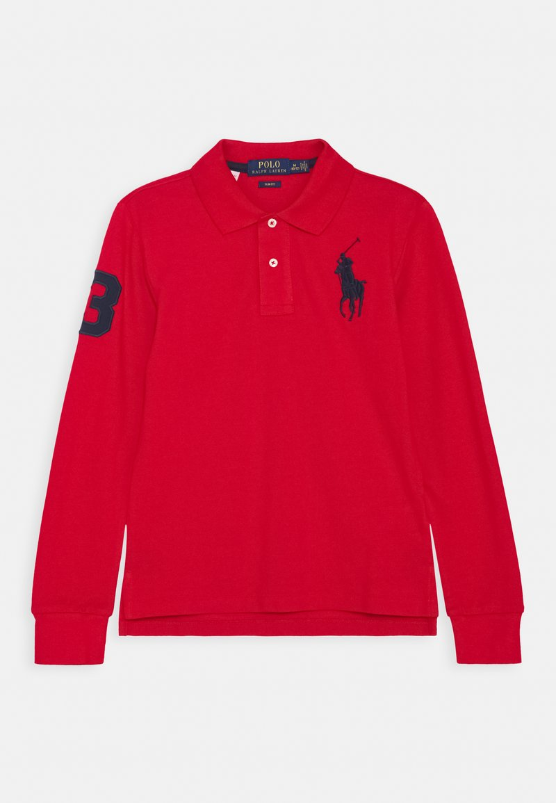Polo Ralph Lauren - SLIM  - Polotričko - red