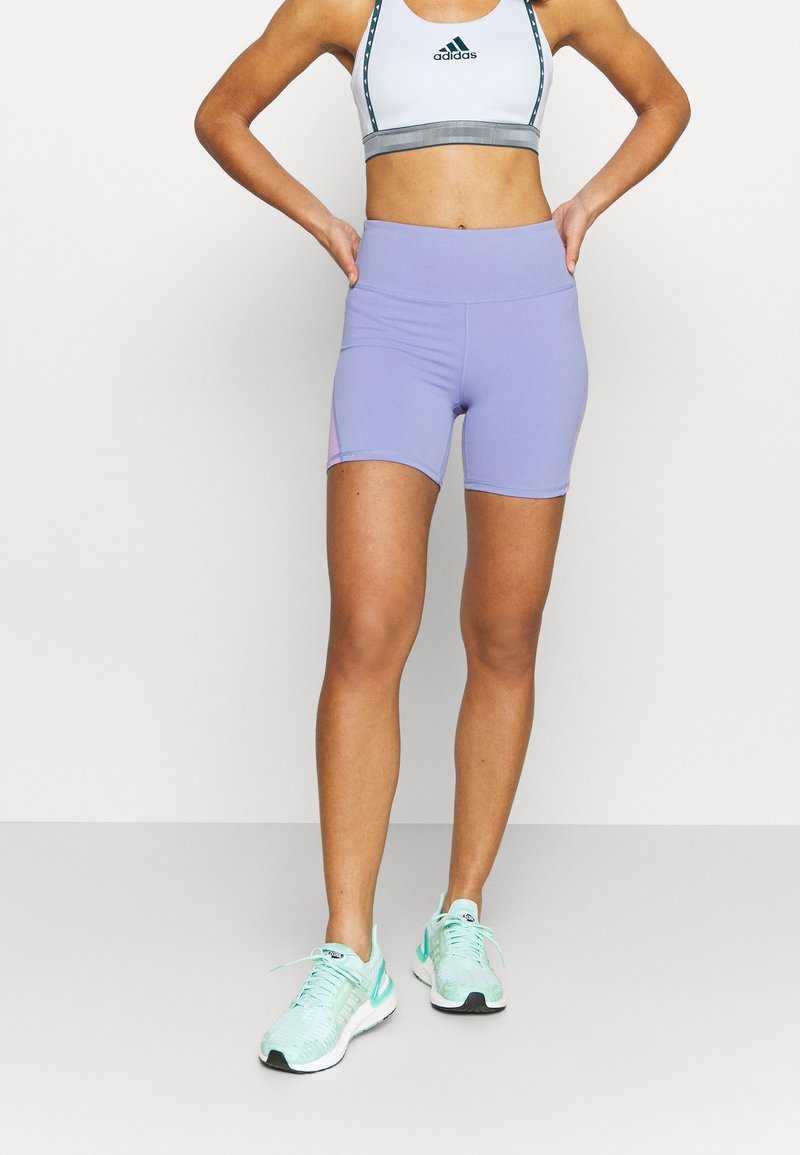 Cotton On Body - ALL ROUNDER BIKE SHORT - Collant - periwinkle
