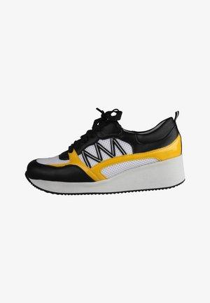 NELE - Sneakers laag - gelb