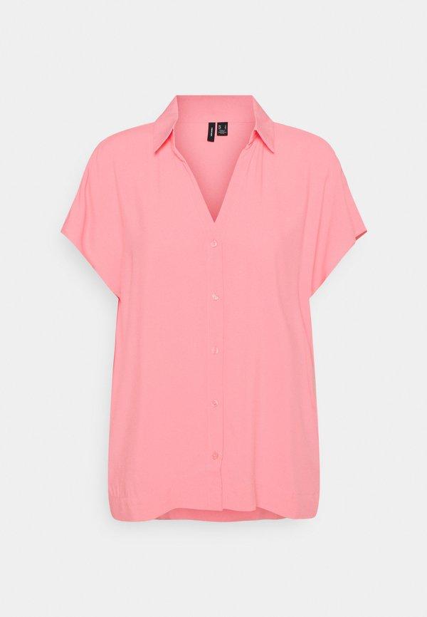 Vero Moda Tall VMFELICITY - Bluzka - geranium pink/rÓżowy EODP