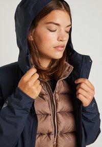 Arc'teryx - SOLANO COAT WOMENS - Waterproof jacket - cobalt moon - 4