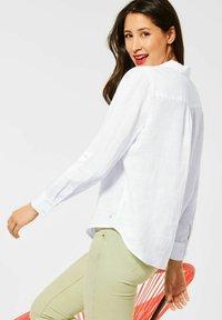 Street One - Button-down blouse - weiß - 1
